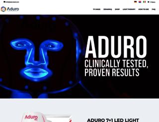 aduroled.com screenshot