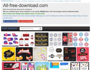 adv.all-free-download.com screenshot