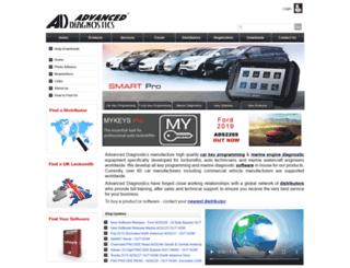 advanced-diagnostics.com screenshot