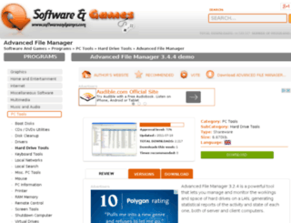 advanced-file-manager.10001downloads.com screenshot