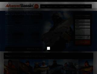 advancedbassin.com screenshot