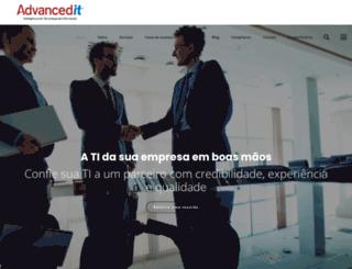 advancedit.com.br screenshot
