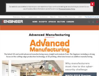 advancedmanufacturing.co.uk screenshot