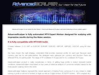 advancedscalper.com screenshot