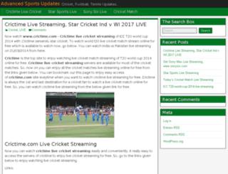 advancedsportsmassage.net screenshot