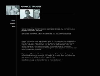 advancedtransfer.biz screenshot