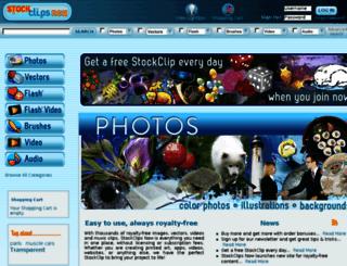 advanceflash.com screenshot