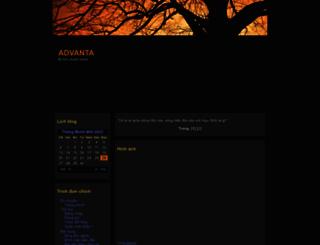 advanta.blogtiengviet.net screenshot