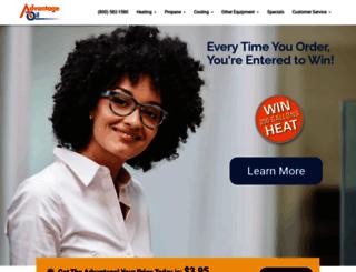 advantage-oil.com screenshot
