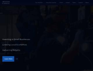 advantagecap.com screenshot