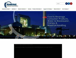 advantageind.com screenshot
