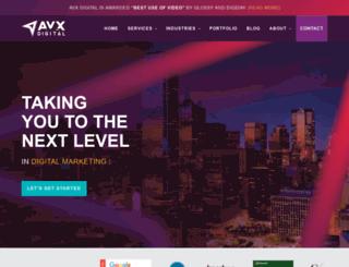 advantixmarketing.com screenshot