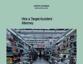 advent-calendar.net screenshot