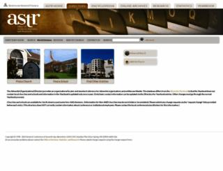 adventistdirectory.org screenshot