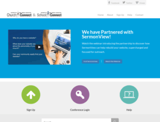 adventistschoolconnect.com screenshot