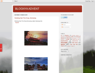 adventmardani1.blogspot.com screenshot