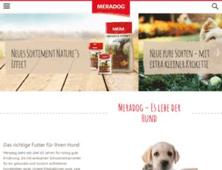 adventskalender.meradog.com screenshot