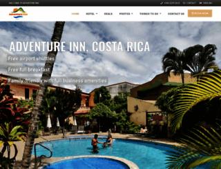 adventure-inn.com screenshot