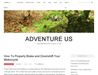 adventure-us.guide screenshot