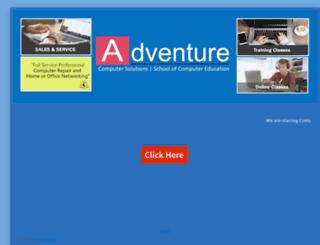 adventurecomputersolutions.blogspot.com screenshot