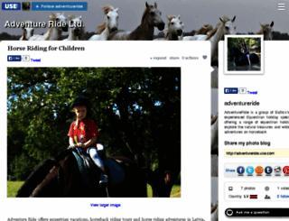 adventureride.use.com screenshot