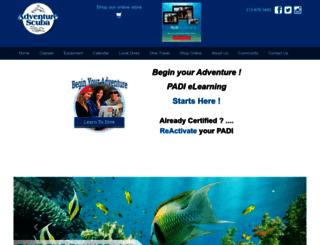 adventurescubany.com screenshot