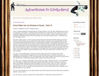adventuresinlimboland.blogspot.com.es screenshot