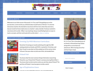 adventuresinmommydom.org screenshot