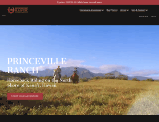 adventureskauai.com screenshot