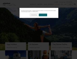 adventureyogi.com screenshot