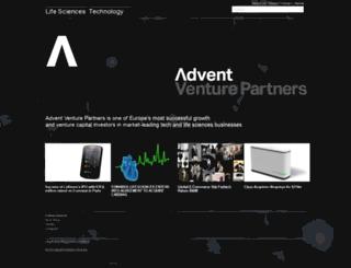 adventventures.com screenshot