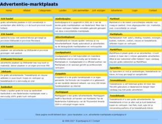 advertentie-marktplaats.expertpagina.nl screenshot