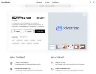 advertera.com screenshot