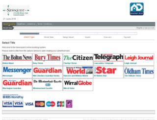 advertise24-7.co.uk screenshot
