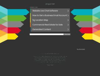 advertising-company.asia.zingur.net screenshot