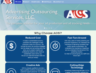 advertisingout.com screenshot