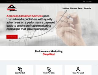 advertisingresults.com screenshot