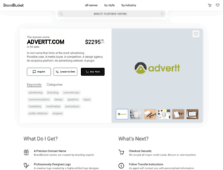 advertt.com screenshot