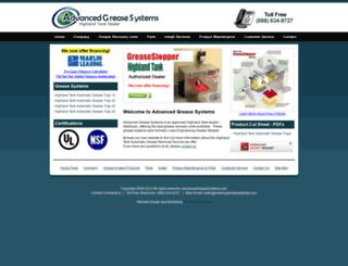 advgrease.com screenshot