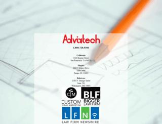 adviatech.com screenshot
