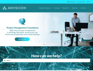 advisicon.com screenshot