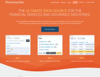 advisordatabases.com screenshot