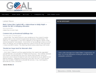 advocacy.osteopathic.org screenshot