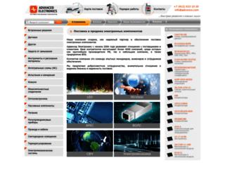 advonics.com screenshot