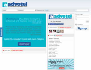 advotel.co.za screenshot