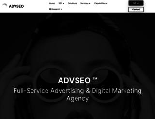 advseo.com screenshot