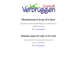 advu.nl screenshot