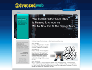advwebsys.com screenshot