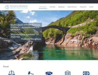 adwokat-rozwod-wroclaw.pl screenshot
