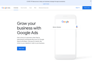 adwords.google.ru screenshot